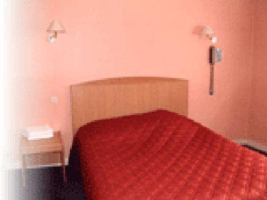 Hotel Le Chapitre : une chambre double