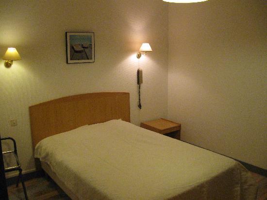 Hotel Le Chapitre : une autre chambre double (n°1)