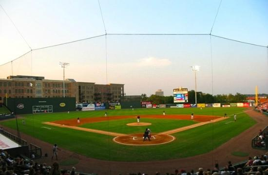Fluor Field at the WestEnd: Flour Field