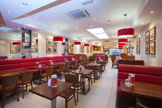 Forte's Cafe Restaurant