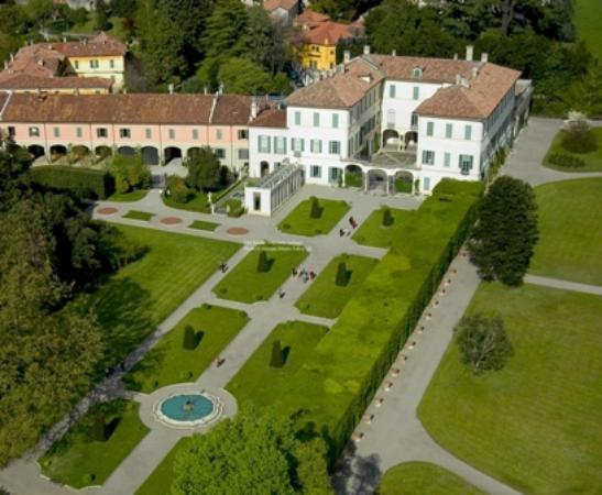 Varese, Italie : Provided by: FAI-Fondo Ambiente Italiano