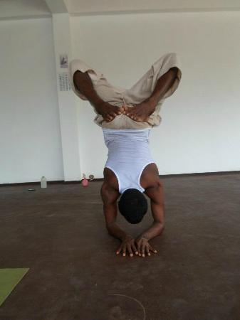 Yoga with Asiri: The Scorpion