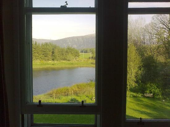 Braeriach Guest House: A phone camera doesn't do it justice at all