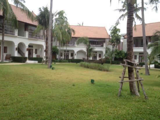 SALA Samui Resort And Spa: villas