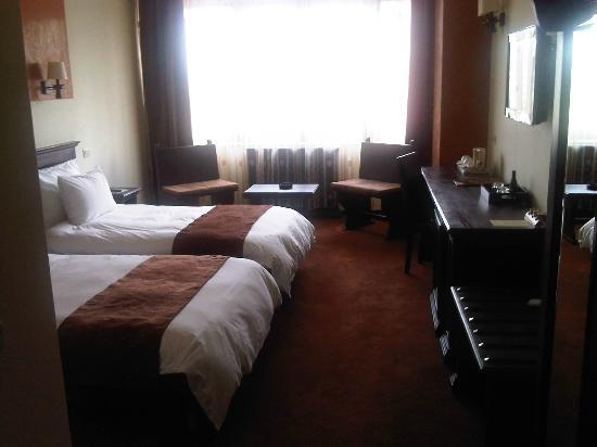 Hotel International: camera