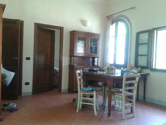 Tenuta Quarrata: Appartment