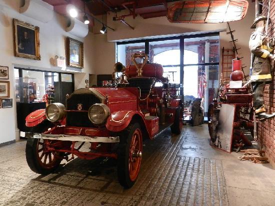 New York City Fire Museum: NYFD Museum