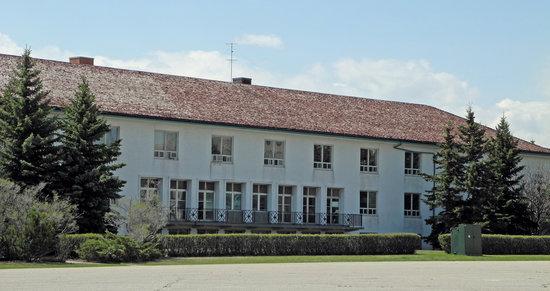 Currie Barracks Restaurants Calgary