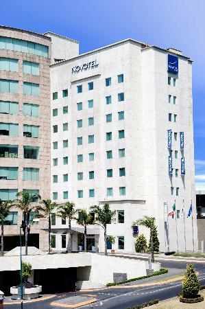 墨西哥城聖塔菲諾富特飯店照片