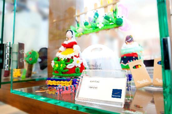 هوتل نوفوتيل ميكسيكو سيتي سانتا في: Shops