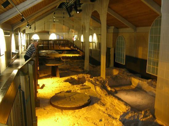 National Roman Legion Museum: Baths