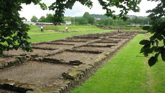 National Roman Legion Museum: Barracks