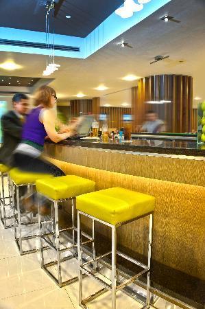 هوتل نوفوتيل ميكسيكو سيتي سانتا في: Bar