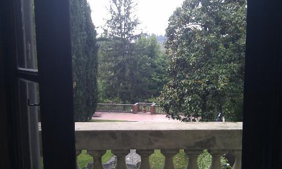 Casa di Mina: garden view