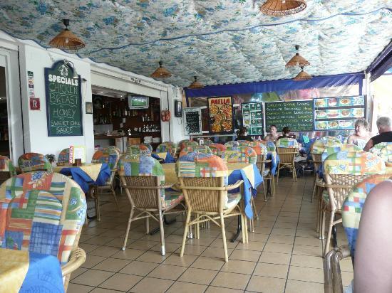 Restaurante Atlantic, Sa Coma