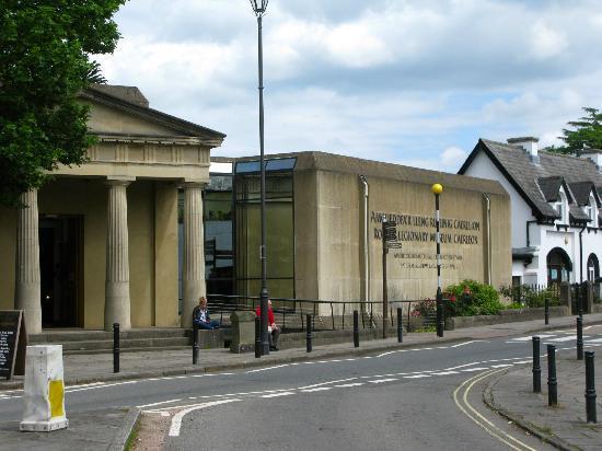 National Roman Legion Museum: Museum