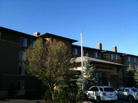 Hampton Inn & Suites Flagstaff: Hampton Inn Flagstaff Arizona