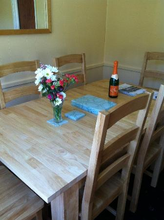 Glen Affric Holiday Park: lovely touches