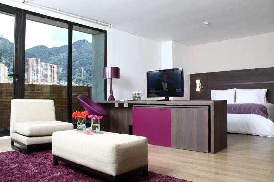 Mercure Bogota BH Zona Financiera: Hotel bh Tempo Bogota