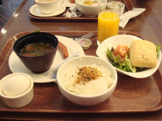 Hotel MyStays Ochanomizu : Breakfast
