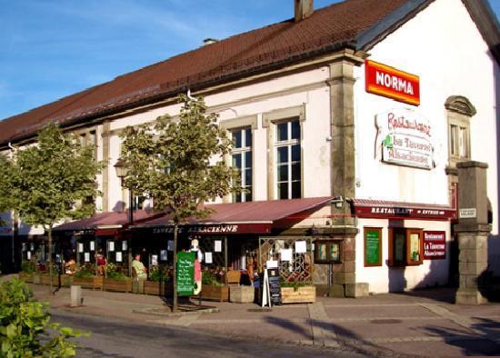 La Taverne Alsacienne : extérieur