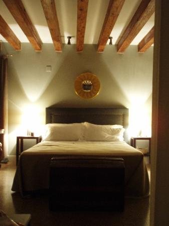 CimaRosa: Dormitorio de noche