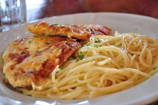 Cafe Adriatico: Pasta