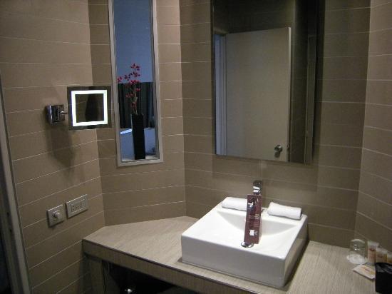 Tr s belle salle de bain de luxe photo de pullman for Salle de bain belle epoque