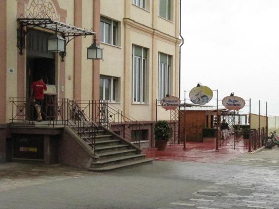 Hotel Nettuno & il Ristorante La Terrazza - Foto di Ristorante La ...