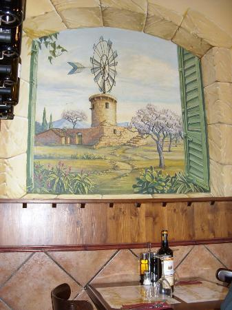 Cafe Ca'n Toni: Interno