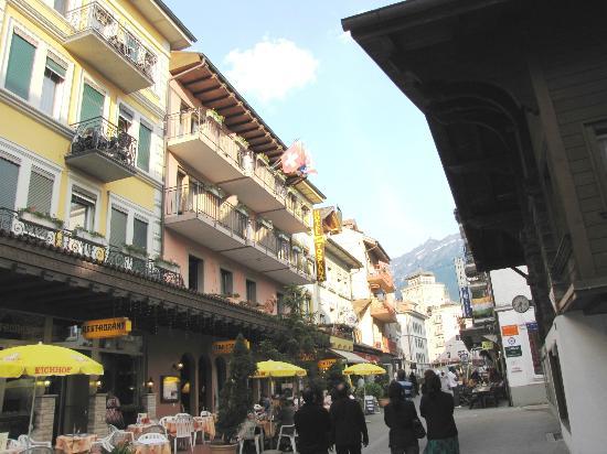 Minotel Toscana : exterior