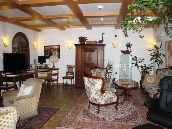 Minotel Toscana : lobby