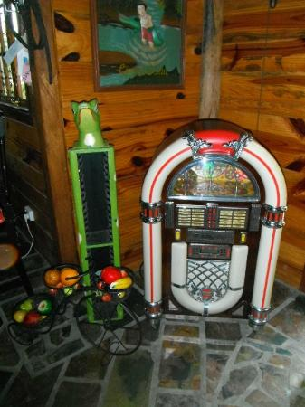Mooloolah Valley Holiday Houses: Jukebox