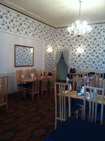 Nethway Hotel: Dining Room
