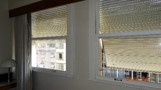 Hotel Savoy Othon: Vista hacia la Avenida Nossa Senhora de Copacabana (Piso 11)