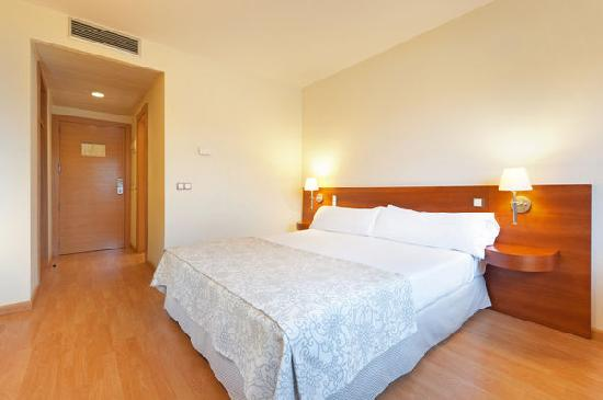 Tryp Valencia Almussafes Hotel: TRYP double room