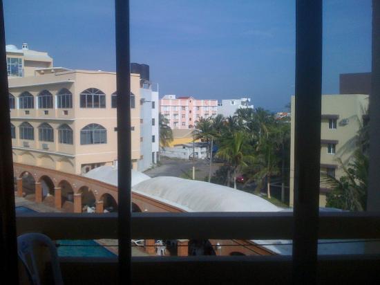 Costa Sol Hotel y Villas: balcony