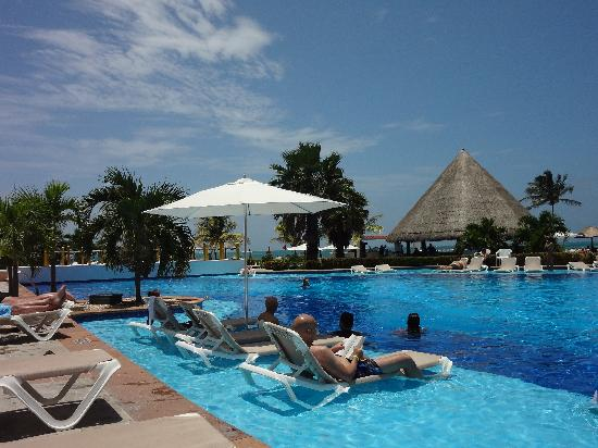 Nizuc Pool Picture Of Moon Palace Cancun Cancun