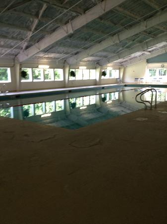 Holiday Inn Club Vacations Mount Ascutney Resort: Indoor Pool