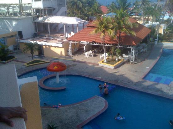 Costa Sol Hotel y Villas: pool