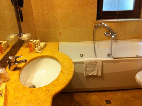 Hotel Federico II - Central Palace : bagno