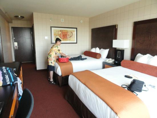 Red Lion Hotel Anaheim Resort: 2 Queen Room