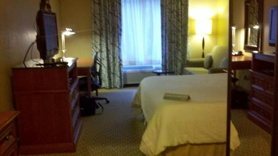 Hilton Garden Inn Albany Airport: Lovely Room