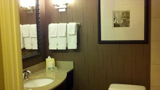 Hilton Garden Inn Albany Airport : Fresh, neat and clean