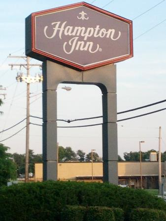 Hampton Inn Baltimore - Washington International Airport: Hampton Inn2