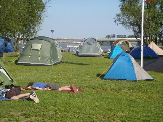 齊伯格露營地酒店照片