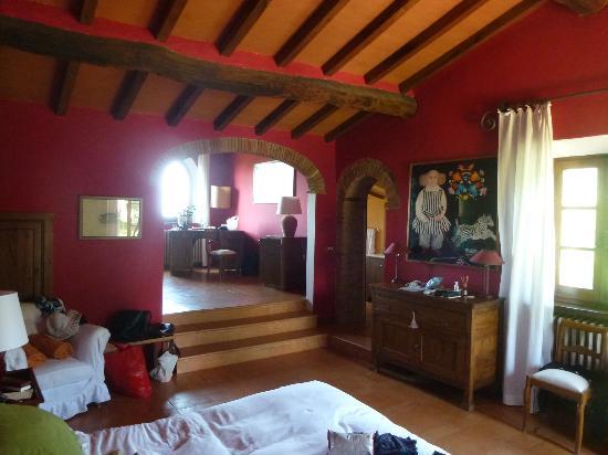 Relais San Bruno: room