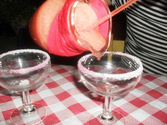 Poco Loco : Tropical Margaritas!