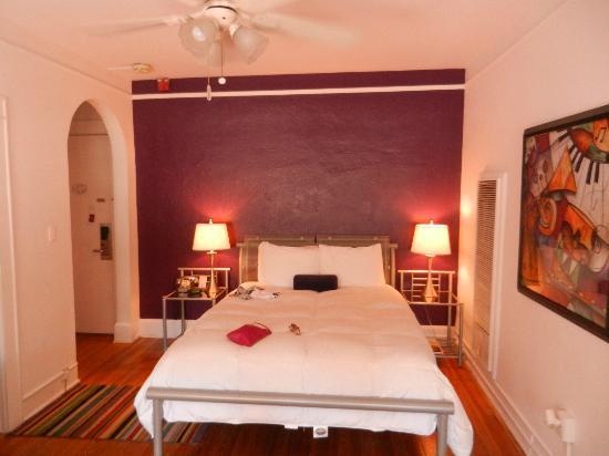 Hotel Ranola: camera da letto