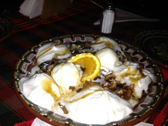Dayana Restaurant 1 : Pancake Vienna